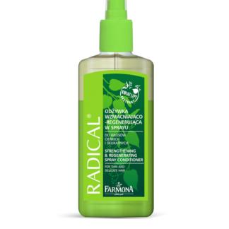 Кондиционер-спрей укрепляюще-восстанавливающий для тонких волос Radical 200мл