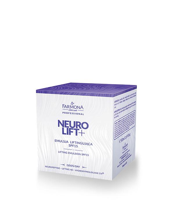 Эмульсия-лифтинг SPF15 NEUROLIFT