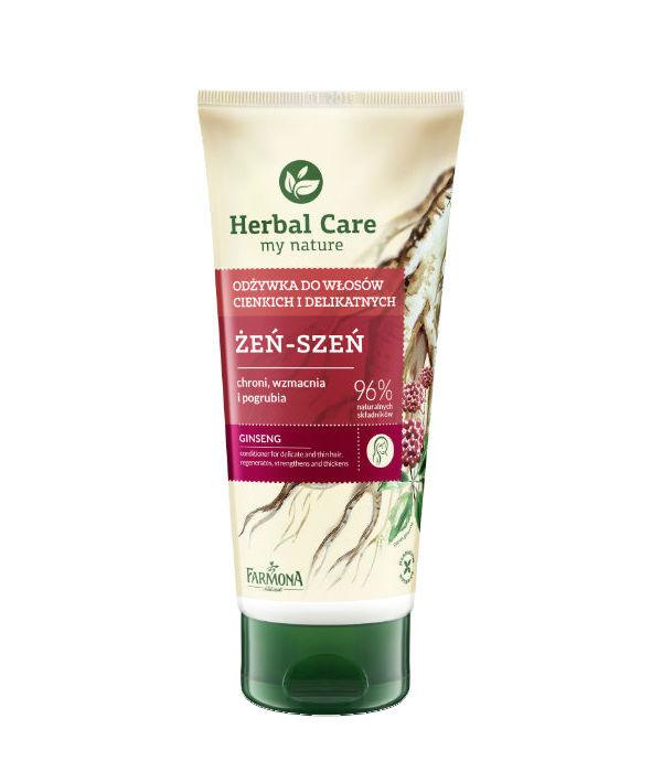 Кондиционер Женьшеневый Herbal Care 200мл