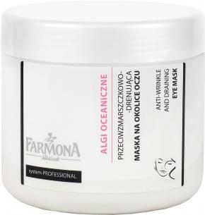 Альгинатная питательно-дренажная маска под глаза Farmona Professional