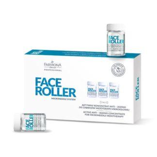 FACE ROLLER Активный концентрат для мезороллера anti-age