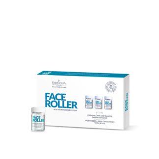FACE ROLLER Активный концентрат, эксфолиация кислотами