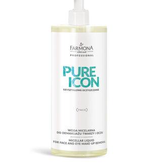 PURE ICON Мицеллярная жидкость для снятия макияжа