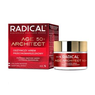 Питательный крем от морщин 50+ RADICAL AGE ARCHITECT