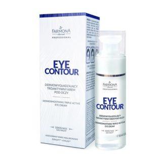Разглаживающий 3-активный крем под глаза EYE CONTOUR