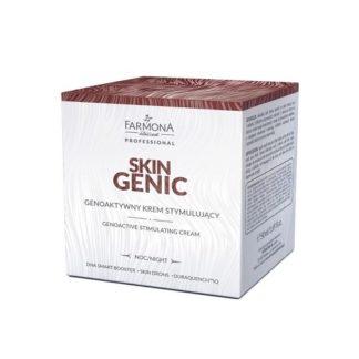 SKIN GENIC Геноактивный стимулирующий крем на ночь
