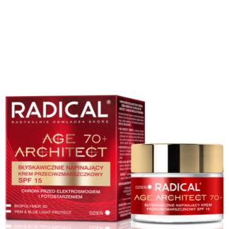 Мгновенно уплотняющий крем от морщин 70+ SPF15 RADICAL AGE ARCHITECT