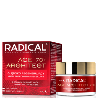 Глубоко восстанавливающий крем от морщин 70+ RADICAL AGE ARCHITECT