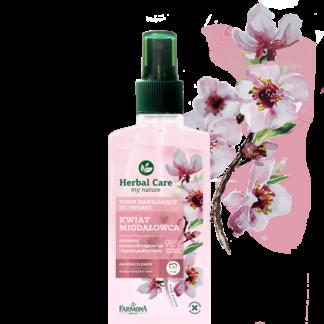 Тоник очищающий для лица Herbal Care Цветок Миндаля