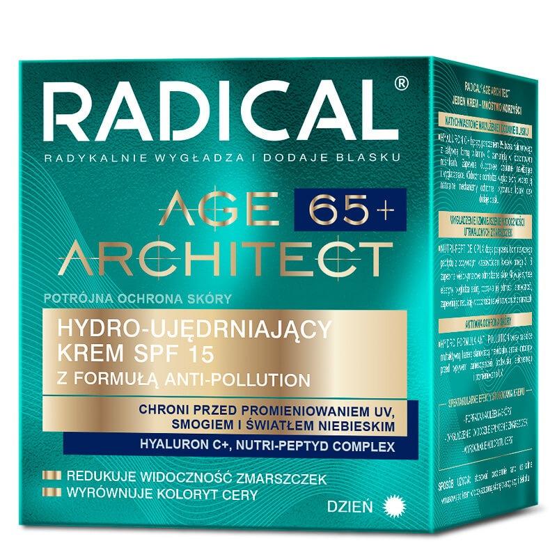 Дневной подтягивающий гидро-крем SPF15 RADICAL® AGE ARCHITECT 65+