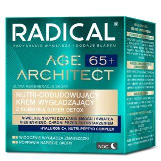 Ночной восстанавливающий нутри-крем RADICAL® AGE ARCHITECT 65+