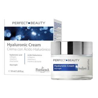PERFECT BEAUTY Крем для лица с гиалуроновой кислотой