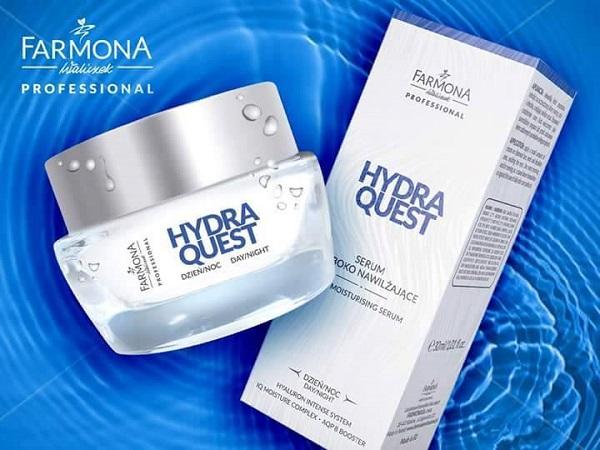 Лучшие увлажняющие кремы для кожи лица от Farmona