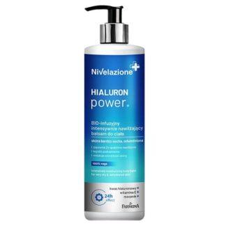 Интенсивно увлажняющий бальзам для обезвоженной и чувствительной кожи Nivelazione