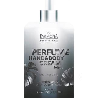 Парфюмированный крем для тела и рук MEN PERFUME HAND&BODY